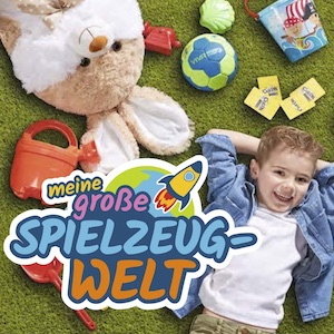 meine große Spielzeugwelt Prospekt 2020 rad + spiel Grewing in Bersenbrück